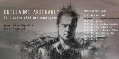 Guillaume Arsenault - 28 mai La Chèvre