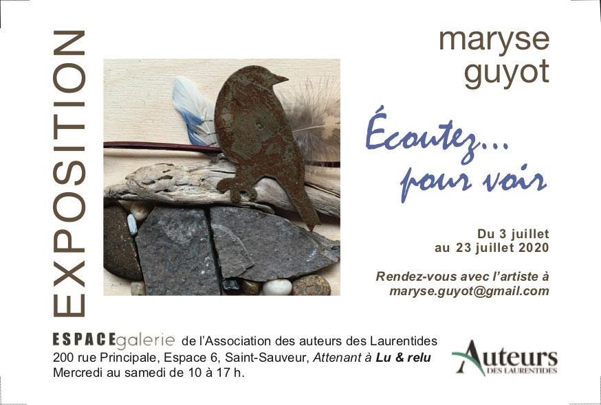 expo-maryse-guyot
